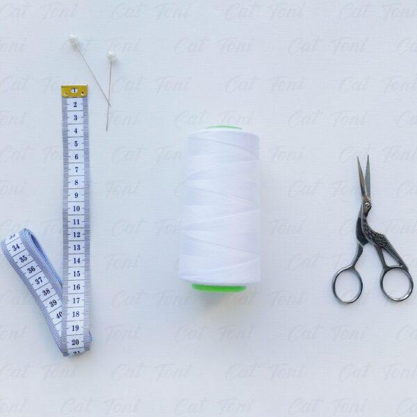 Купить Белая нитка (5000ярд)
