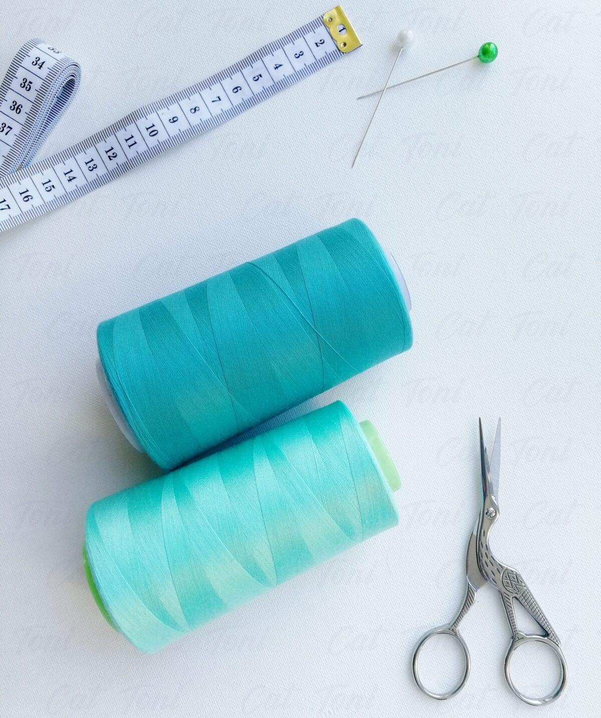Купить красивые нитки для шиться бобины 500 ярд